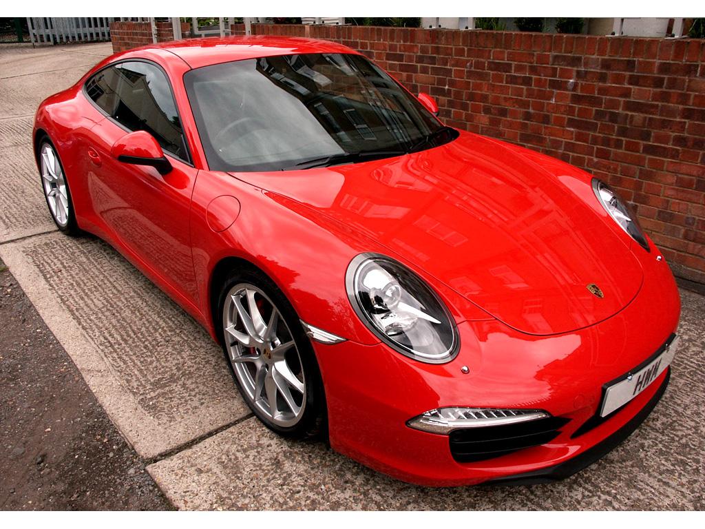 Porsche 991 Carrera 2s Our Stock Hendon Way Motors