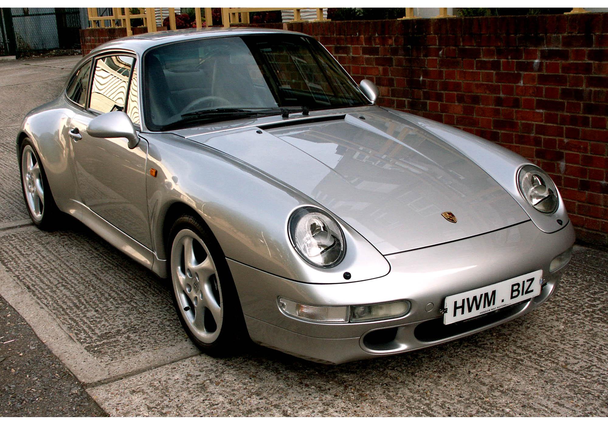 Porsche 993 C2s Coupe Our Stock Hendon Way Motors