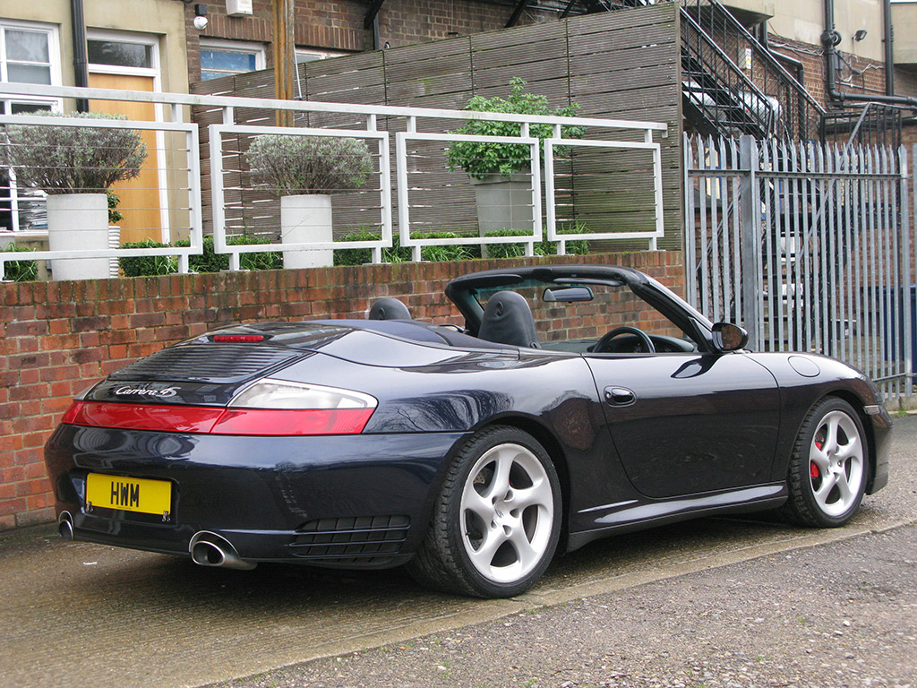 Porsche 996 C4s Cabriolet Our Stock Hendon Way Motors