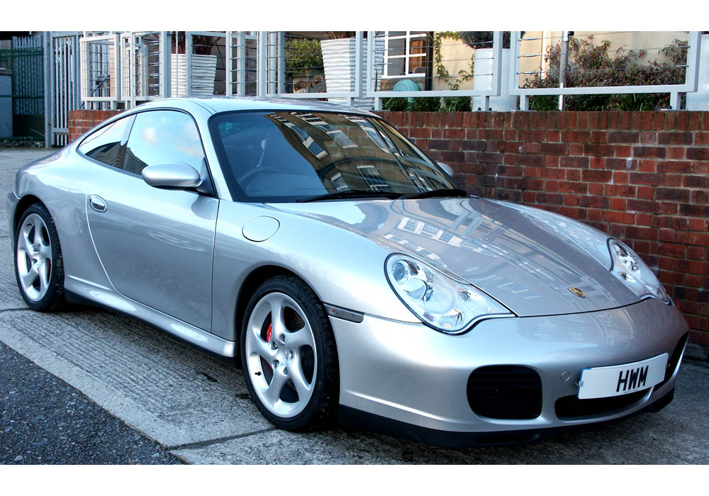 Porsche 996 C4s Coupe Our Stock Hendon Way Motors