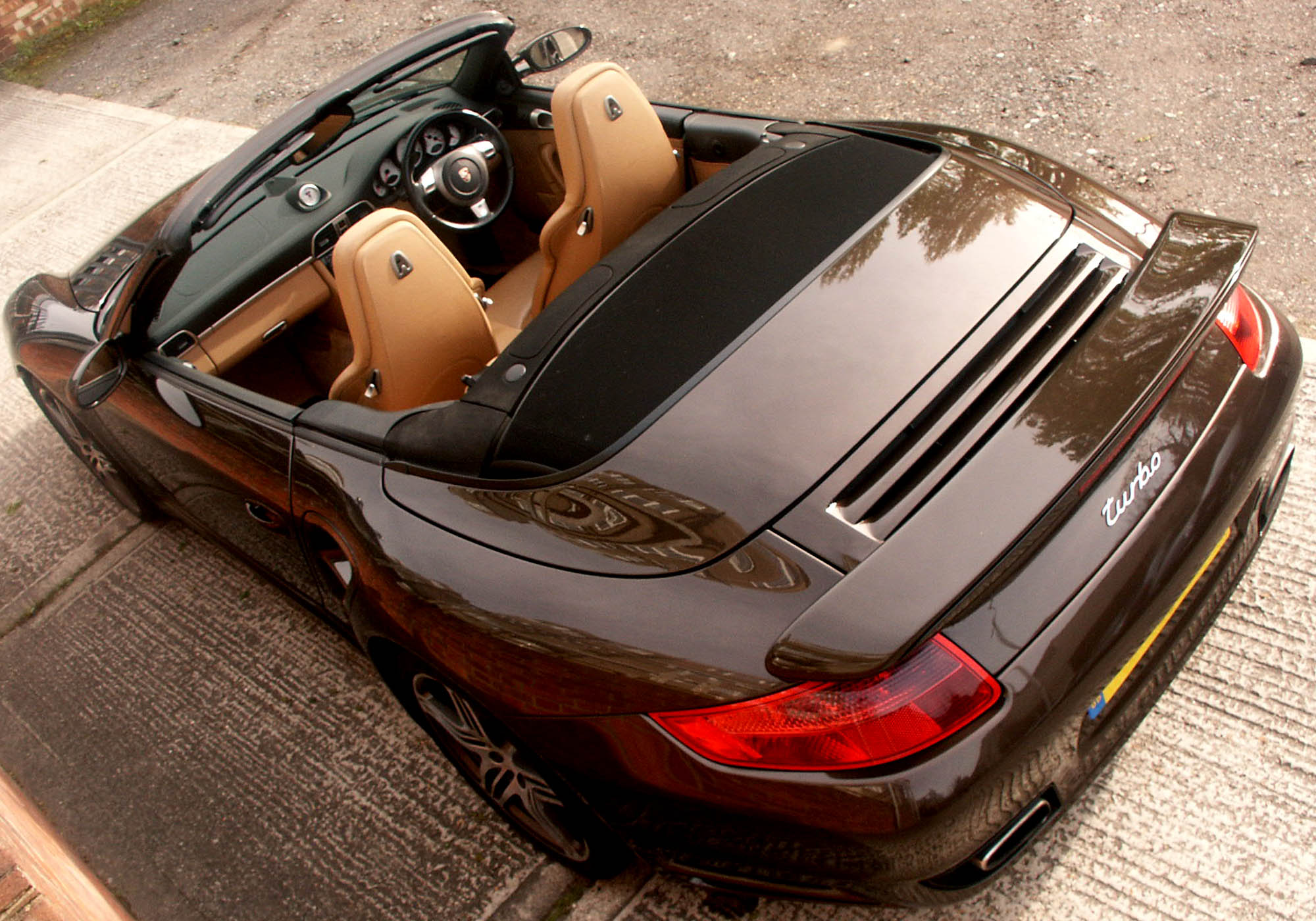 Porsche 997 Turbo Cabriolet Our Stock Hendon Way Motors