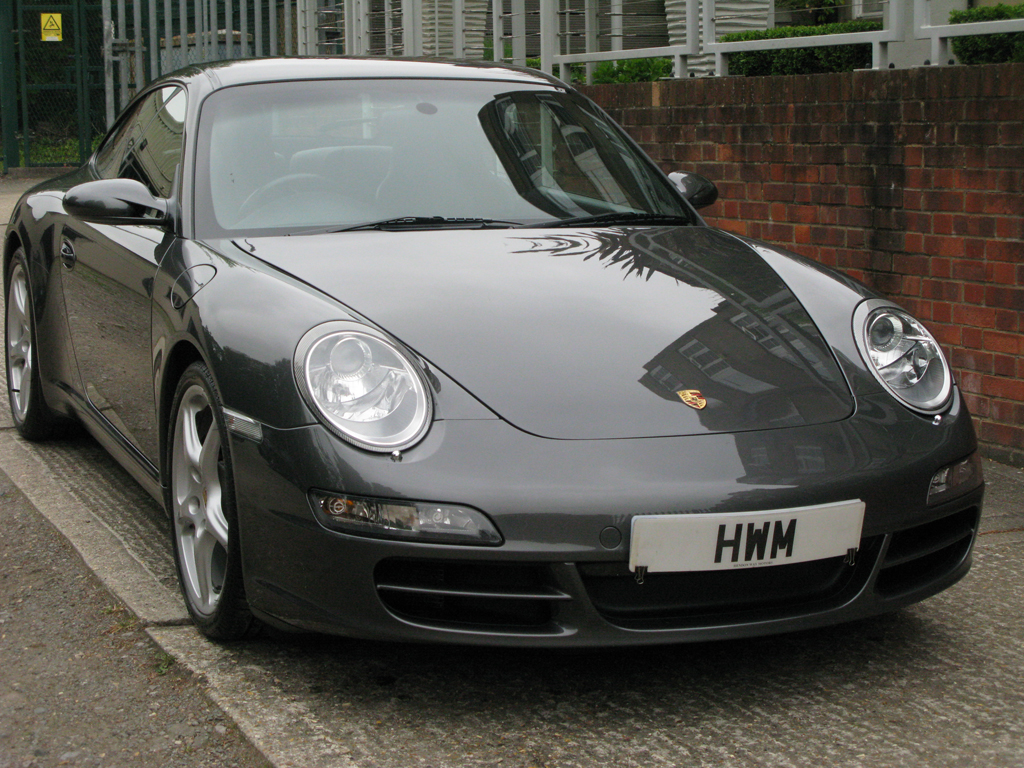 PORSCHE 911 CARRERA 2S COUPE