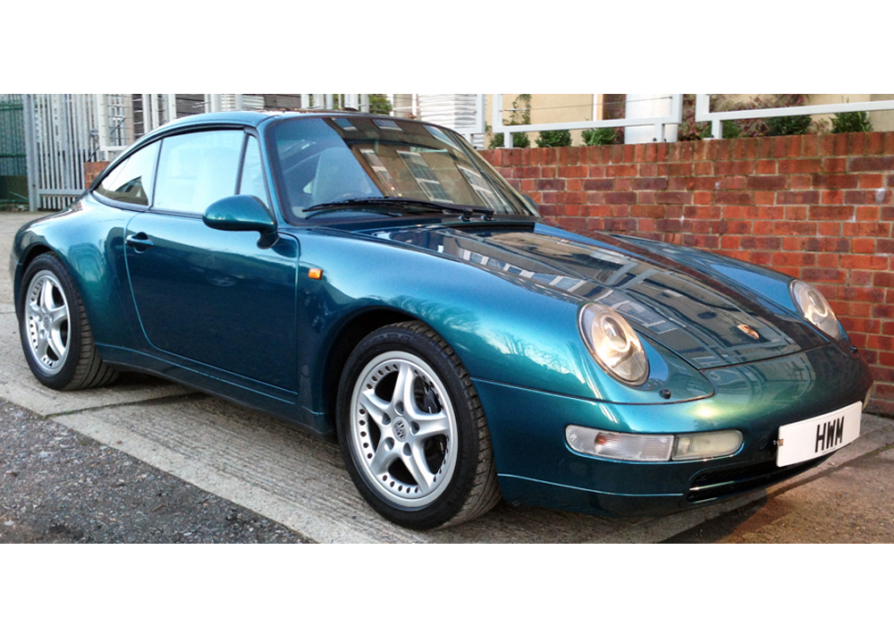 Porsche 993 C2 Targa Our Stock Hendon Way Motors