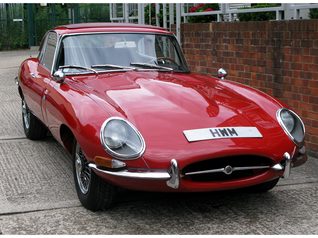 Jaguar e type 3 8l fixed head coupe our stock hendon way motors - Jaguar e type fixed head coupe ...