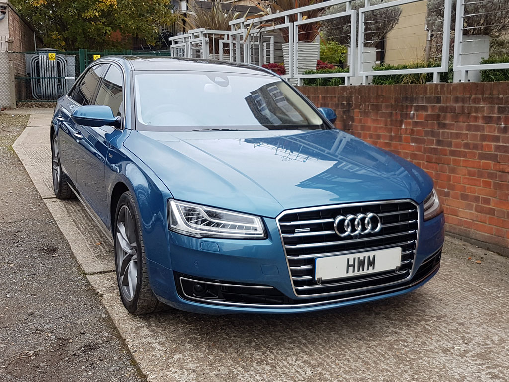 AUDIA8 (D4) L TDI QUATTRO SPORT EXECUTIVE - 2015/65