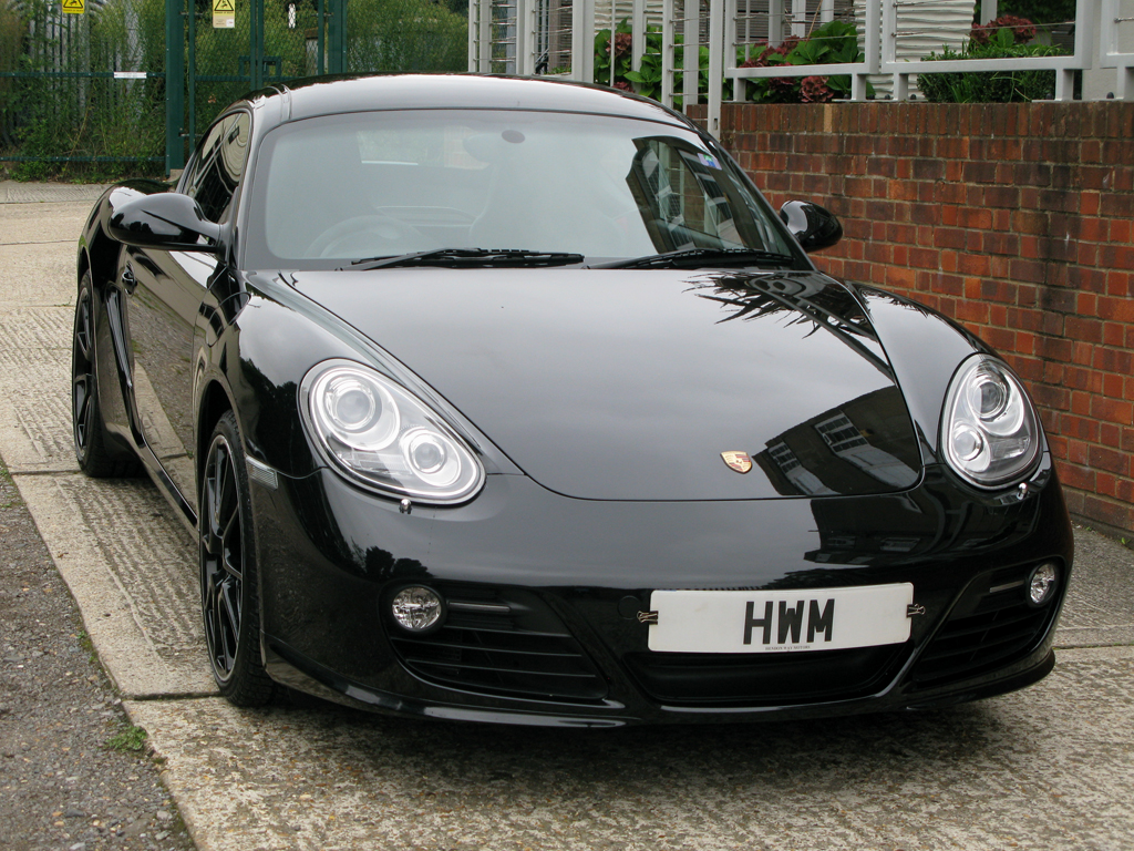 Porsche Cayman S Black Edition Our Stock Hendon Way Motors