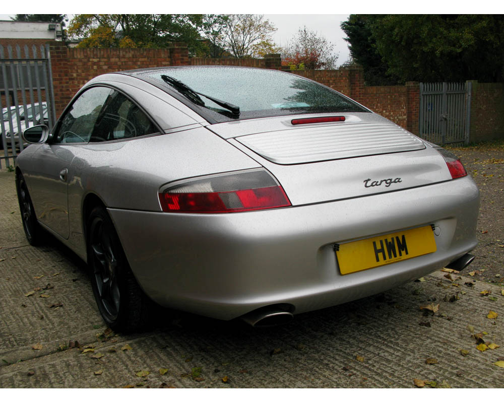 porsche 996 targa our stock hendon way motors. Black Bedroom Furniture Sets. Home Design Ideas