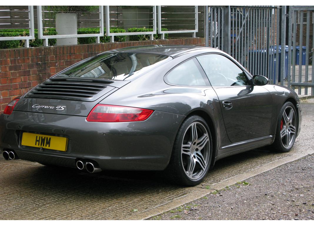 Porsche 997 C4s Coupe Our Stock Hendon Way Motors