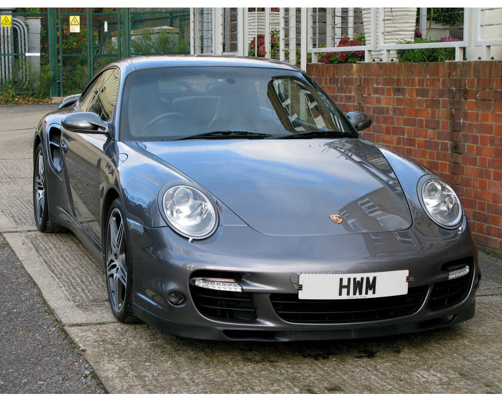 PORSCHE 997 TURBO COUPE