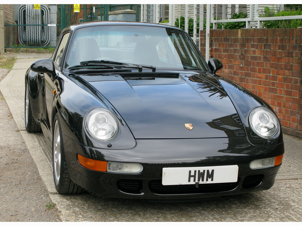 PORSCHE993 CARRERA S COUPE