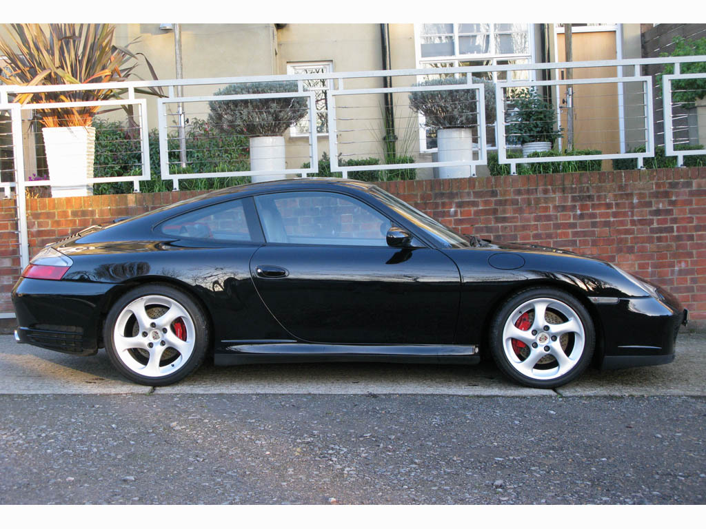 PORSCHE 996 C4S COUPE MANUAL