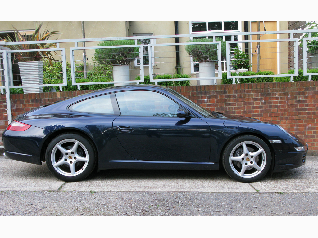 PORSCHE 997 C2 COUPE MANUAL