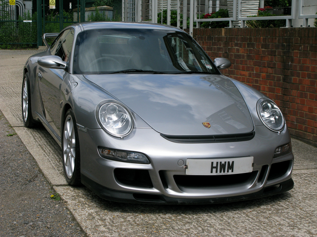 Porsche 997 Gt3 33k Miles Our Stock Hendon Way Motors