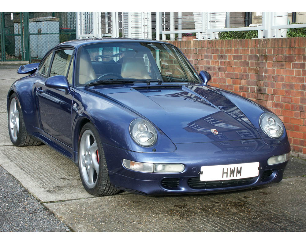 PORSCHE993 TURBO COUPE