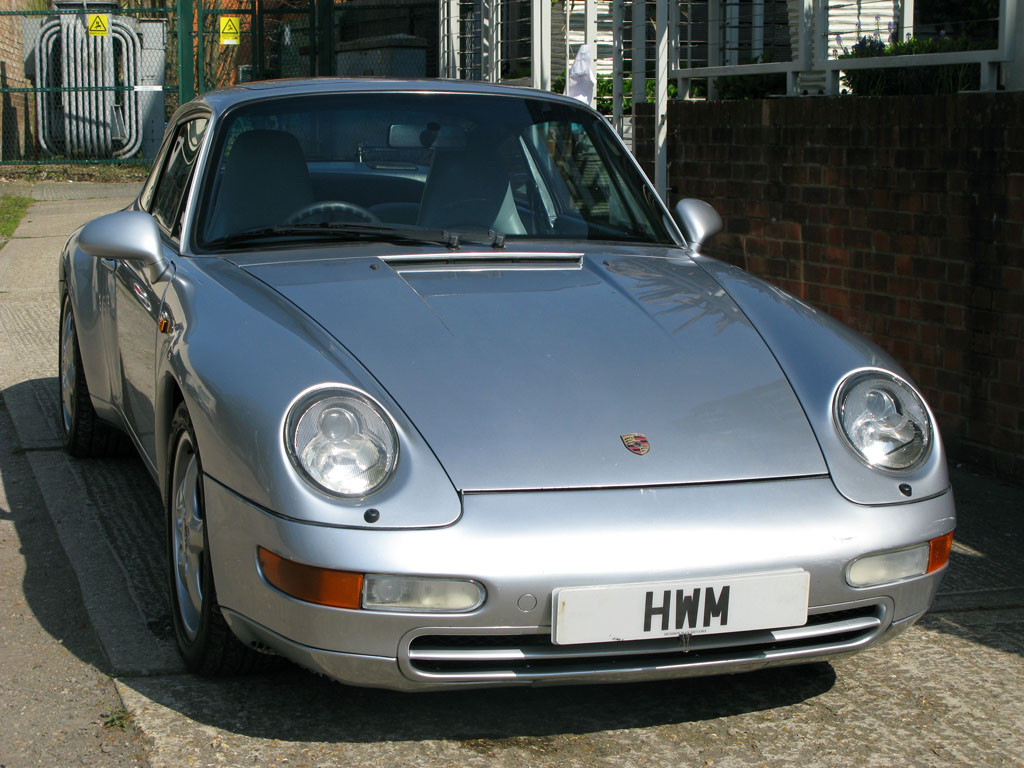 PORSCHE993 C2 COUPE TIPTRONIC